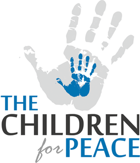 We support kids - The Children for Peace logo