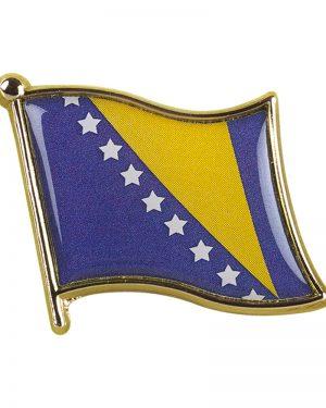 Bosnia – Herzegovina Flag